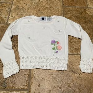 Hartstrings toddler sweater